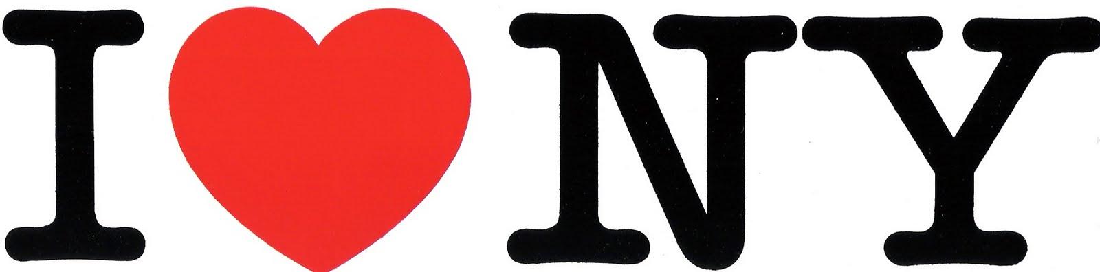 Logo de I love NYC de Milton Glaser