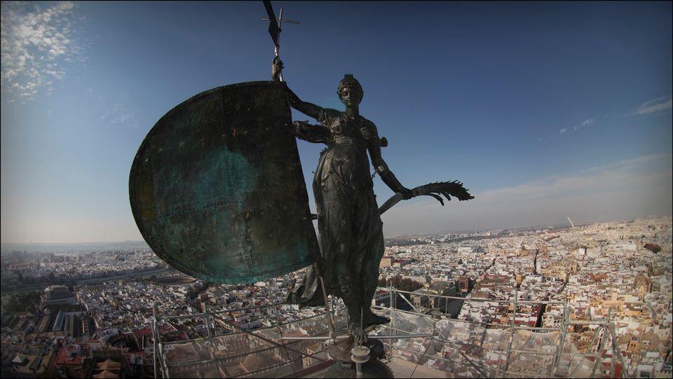 El Giraldillo. Fotografía de Juan Flores.